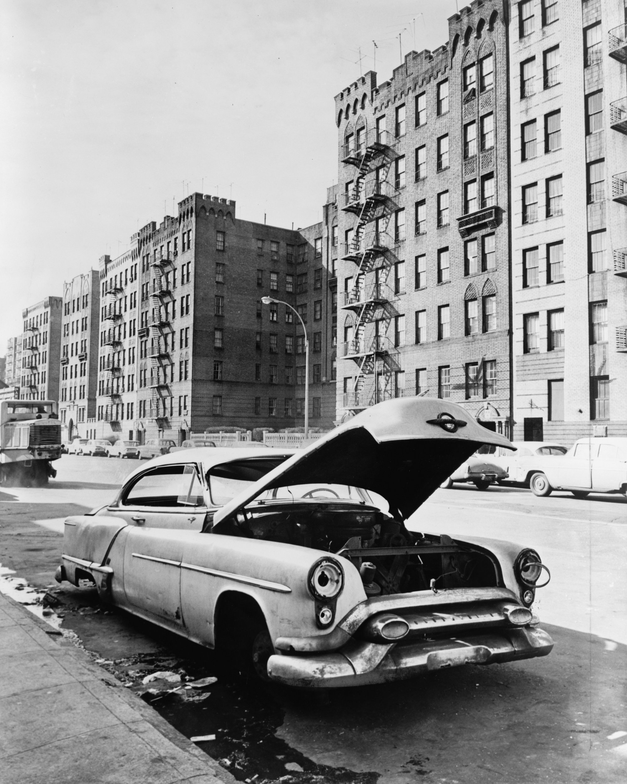 New York City Black & White NYC